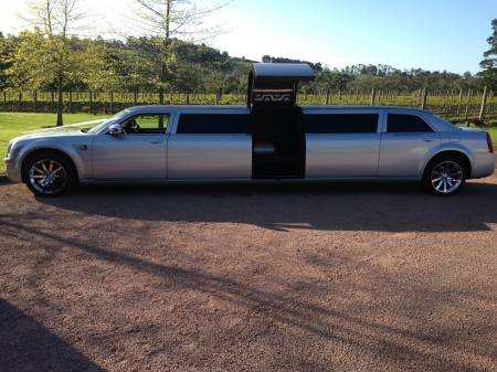Stretch Chrysler Limousine
