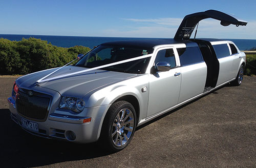 Stretch Chrysler Limo Hire Melbourne