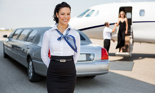 500 x 300 Limousine Hire Melbourne to the airport
