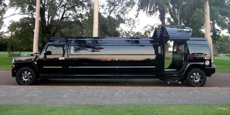 1024 x 512 Mylimo Hummer hire Melbourne black super stretch hummer